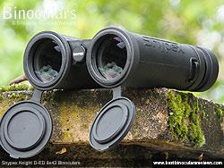 Openbridge design of the Snypex Knight D-ED 8x42 Binoculars