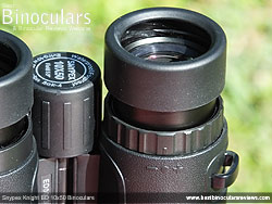 Diopter Adjustment on the Snypex Knight ED 10x50 Binoculars