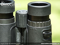 Diopter Adjustment on the Snypex Knight ED 8x50 Binoculars