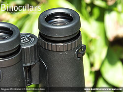 Diopter Adjustment on the Snypex Profinder HD 8x42 Binoculars