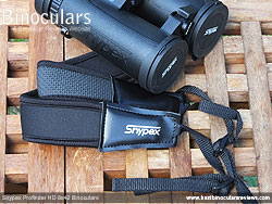 Neck Strap included with the Snypex Profinder HD 8x42 Binoculars