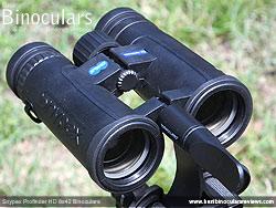 Tripod Mounted Snyped Profinder HD 8x42 Binoculars