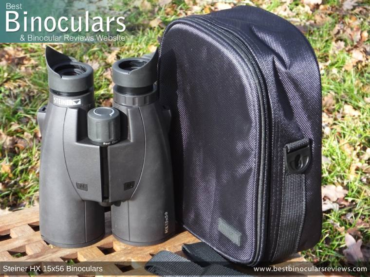 Carry Case for the Steiner HX 15x56 Binoculars