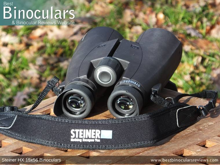 Neck Strap for the Steiner HX 15x56 Binoculars