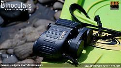 Rain Guard on the Steiner Navigator Pro 7x30 binoculars