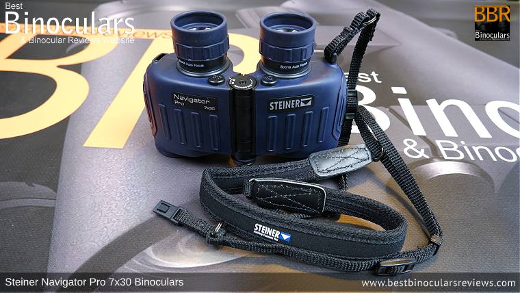 Neck Strap for the Steiner Navigator Pro 7x30 binoculars