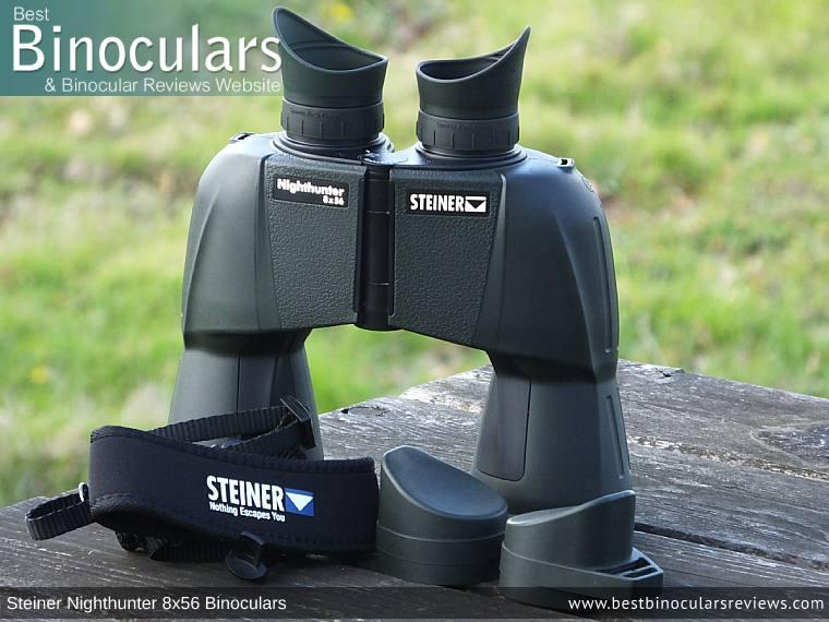 Neck Strap for the Steiner Nighthunter 8x56 Binoculars