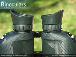 Diopter Adjustment on the Steiner Predator AF 8x30 Binoculars