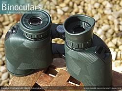 Eyecups on the Steiner Predator AF 8x30 Binoculars