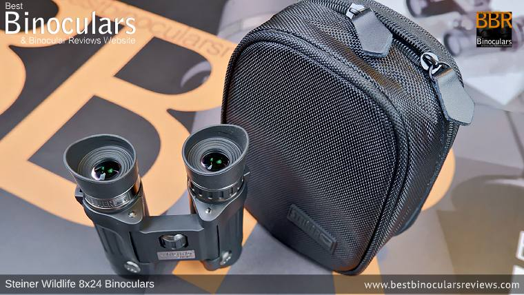 Steiner Wildlife 8x24 Binoculars Carry Case