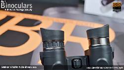Diopter Adjustment on the Steiner Wildlife 8x24 Binoculars