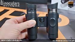 Underside of the Steiner Wildlife 8x24 Binoculars