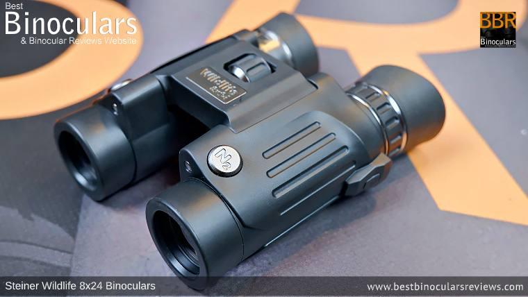 On safari with the Steiner Wildlife 8x24 Binoculars