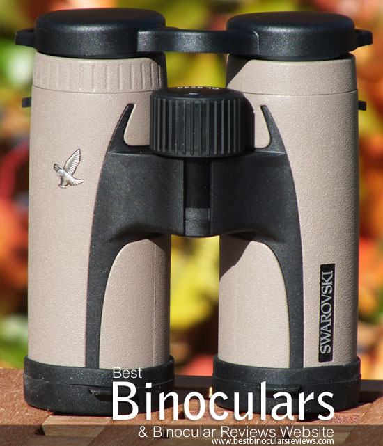 Swarovski 8x30 CL Companion Binoculars with lens covers on