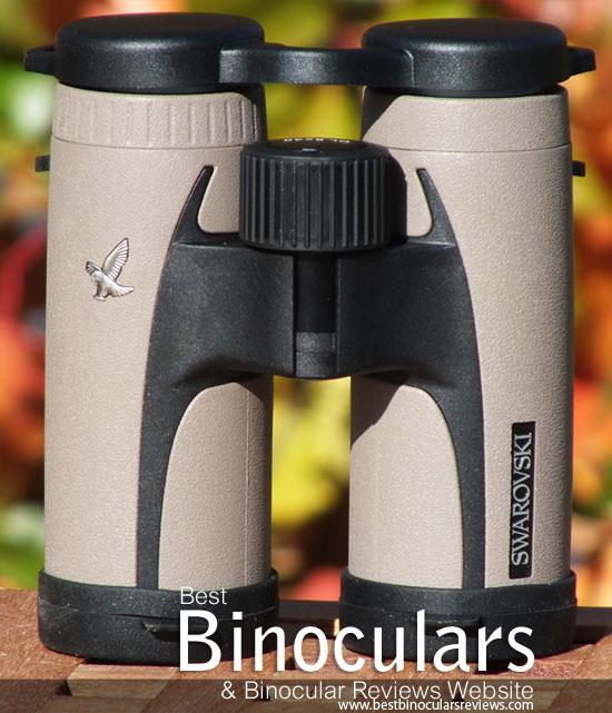 Swarovski 8x30 CL Companion Binoculars with lens covers on