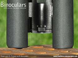 Diopter Adjustment on the Swarovski CL 8x25 Pocket Binoculars
