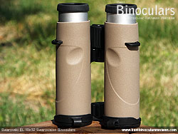Rear of the Swarovski EL 10x32 Binoculars