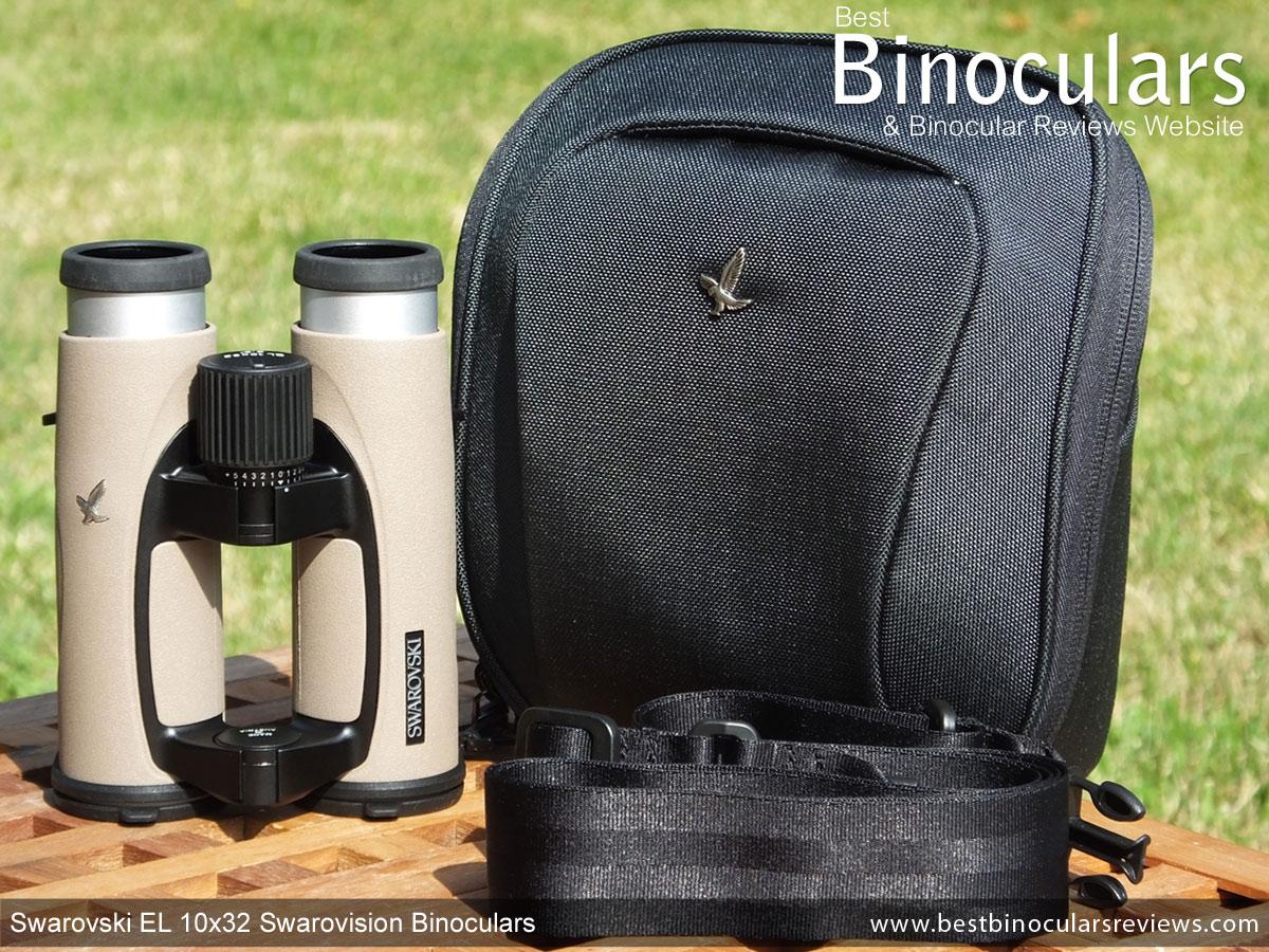 ebd40ea837 Swarovski EL 10x32 Swarovision Binoculars Review