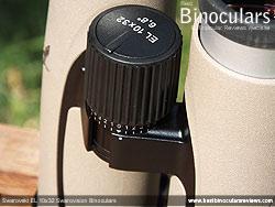 Diopter Adjustment on the Swarovski EL 10x32 Binoculars