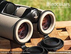 Ocular Lenses on the Swarovski EL 10x32 Binoculars