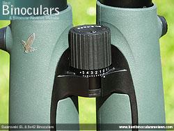 Diopter Adjustment on the Swarovski EL 8.5x42 Binoculars