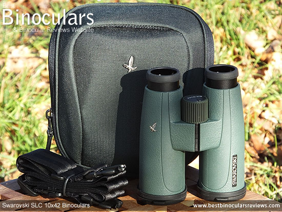 Carry Case for the Swarovski SLC 10x42 Binoculars