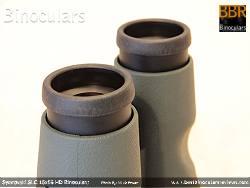 Eyecups on the Swarovski SLC 15x56 HD Binoculars