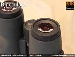 Ocular Lens on the Swarovski SLC 15x56 HD Binoculars