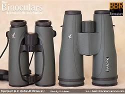Diopter Adjustment on the Swarovski SLC 15x56 HD Binoculars