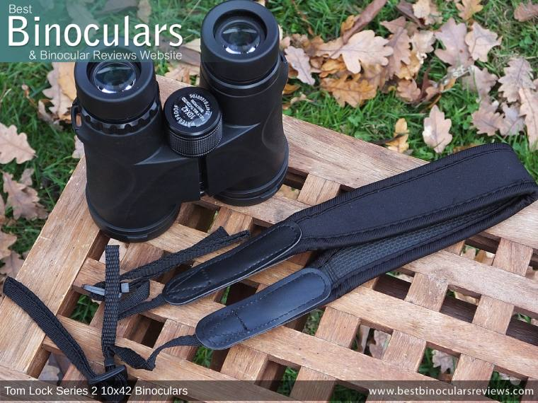 Neckstrap for the Tom Lock Series 2 10x42 Binoculars