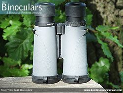 Underside of the Tract Toric 8x42 Binoculars