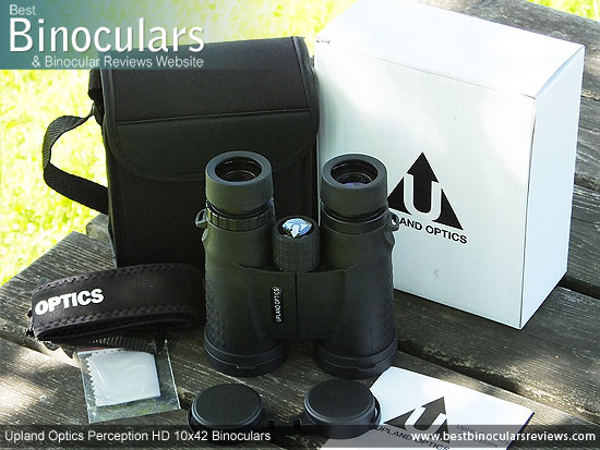 Carry Case for the Upland Optics Perception HD 10x42 Binoculars
