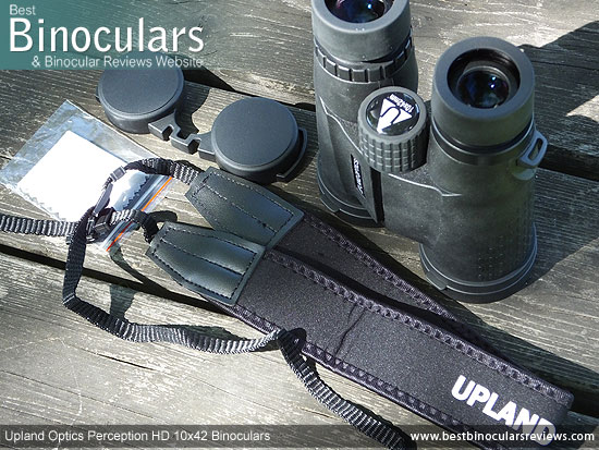 Neck Strap for the Upland Optics Perception HD 10x42 Binoculars