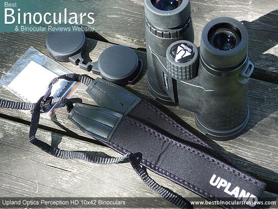 Neck Strap for the Upland Optics Perception HD 10x42 Binoculars