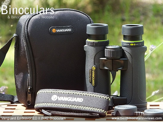 Carry Case for the Vanguard Endeavor ED II Binoculars