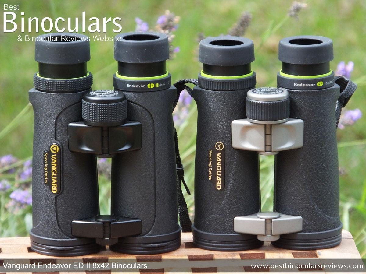 Vanguard endeavor ed ii binoculars review