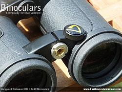 Objective Lenses on the Vanguard Endeavor ED II Binoculars