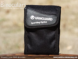 Case for the Vanguard Orros 10x25 Binoculars
