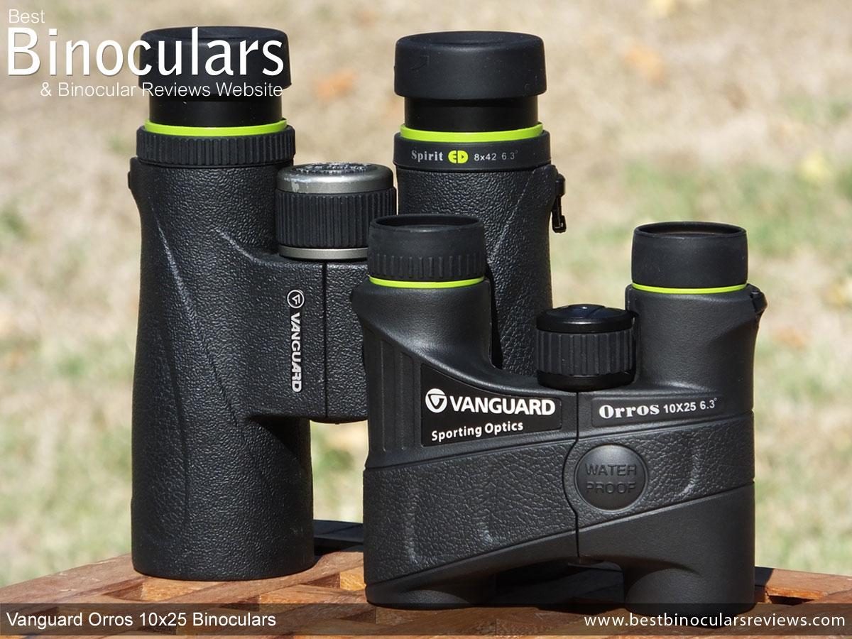 Vanguard Orros 10x25 Binoculars Review