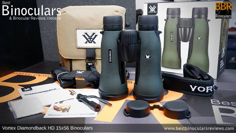 Accessories for the Vortex Diamondback HD 15x56 Binoculars