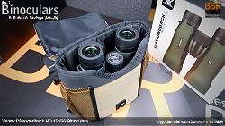 Vortex GlassPak Binocular Harness included with the Maven B5 18x56 Binoculars