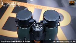 Rainguard on the Maven B5 18x56 Binoculars