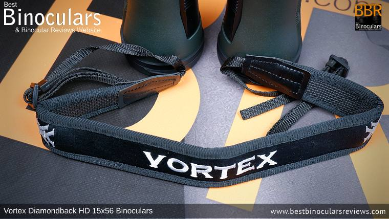 Neck Strap for the Vortex Diamondback HD 15x56 Binoculars