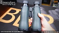 Underside of the Vortex Diamondback HD 15x56 Binoculars