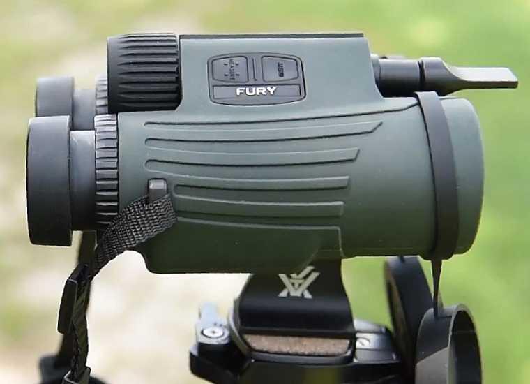 Tripod Adaptable Vortex Fury HD 10x42 Rangefinder Binoculars