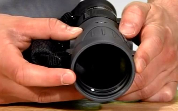 50mm Lens on the Vortex Recon RT 15x50 Monocular