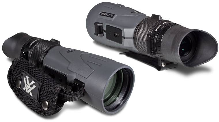 Vortex Recon R/T Monocular - Side and Underside views
