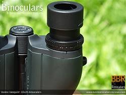 Diopter Adjustment on the Vortex Vanquish 10x26 Binoculars