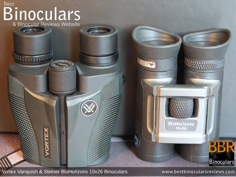 Single Porro Prism Compact versus Double Hinge Roof Prism Design in Compact Binoculars