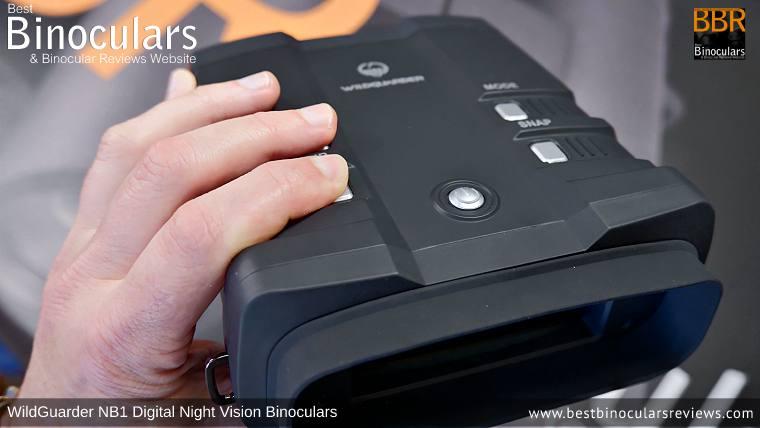 WildGuarder NB1 Digital Night Vision Binoculars